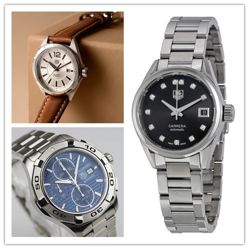 Workplace ladies Swiss Replica Tag Heuer watch recommended
