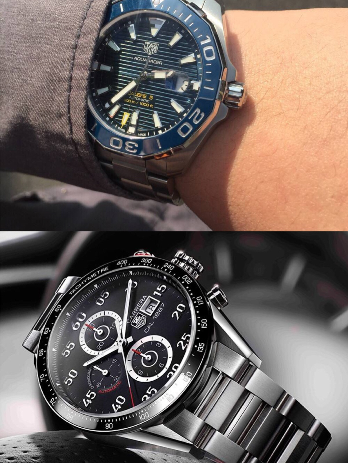 Replicas Tag Heuer series watch, open a brand new chapter