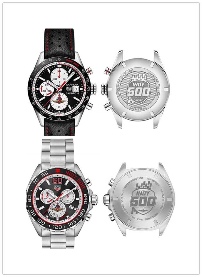 Special edition of great high quality Tag Heuer Replicas Swiss Made