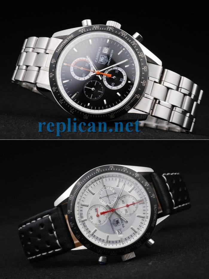 Pretend Vs. Real TAG Heuer Carrera Mikrotourbillons replica watch
