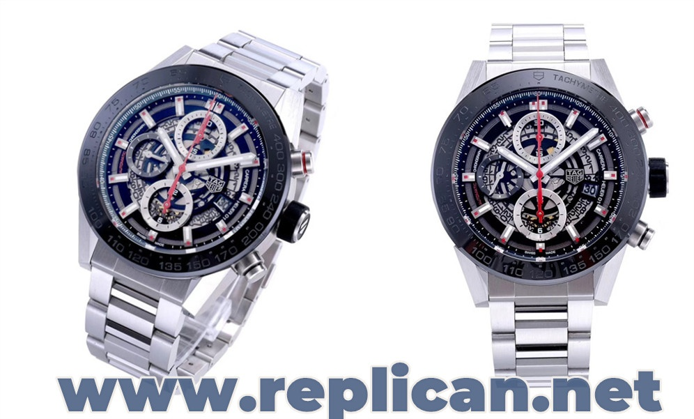 TAG Heuer Carrera Series Replica Watches Evaluation