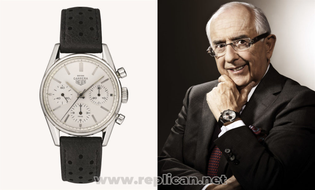 Founder Of Tag Heuer Watch Company-Edouard Heuer
