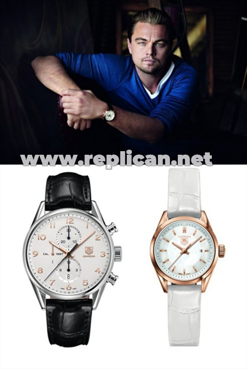 Replica TAG Heuer Carrera 1887 Series Couple Watch Introduction