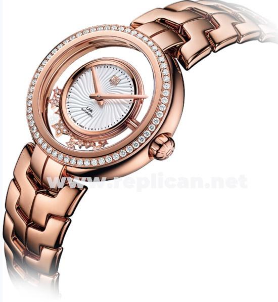 Elegant Aesthetics TAG Heuer Link Series Lady Replica Watch